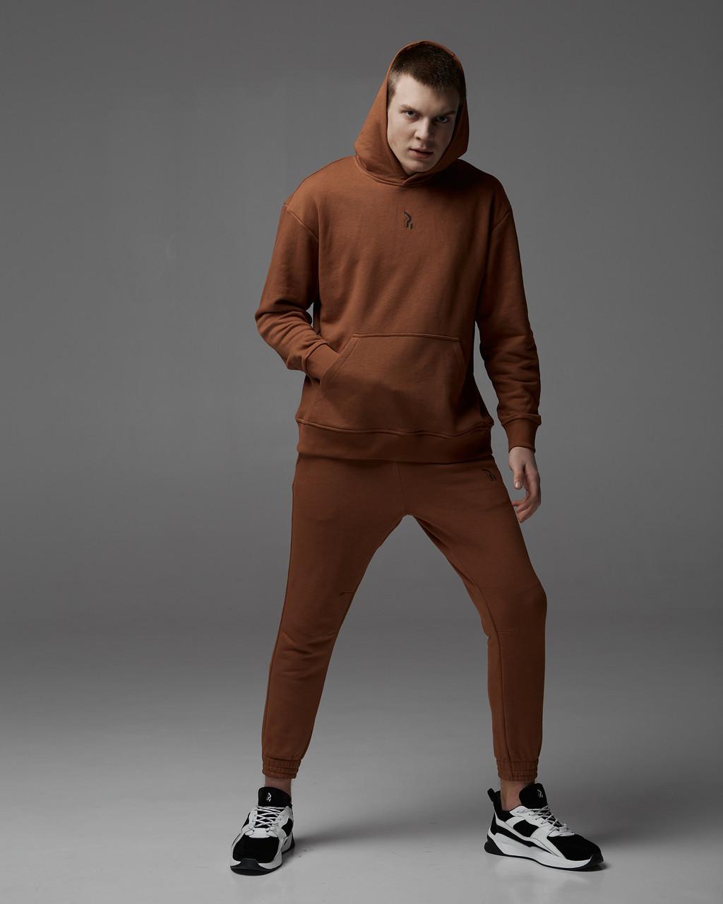 Спортивний костюм унісекс Гармата Вогонь Classic '20 коричневий