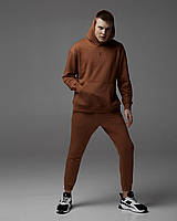 Спортивний костюм унісекс Гармата Вогонь Classic '20 коричневий, фото 1