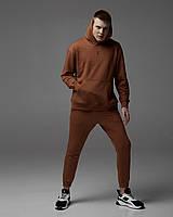 Спортивный костюм унисекс Огонь Пушка Classic '20 коричневый