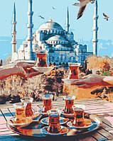 Картина по номерам София, Стамбул. Турция, 40*50 см, без коробки RB