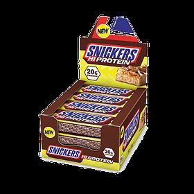Протеиновые батончики, Snickers и Mars Протеин