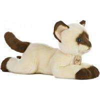 Мягкая игрушка AURORA Кошка сиамская 28 см (110639F)