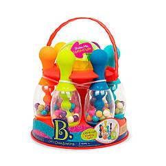 Игровой Набор - Сверкающий Боулинг (красный) Battat Let's Glow Bowling BX1955