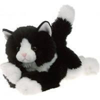 Мягкая игрушка AURORA Кошка черно-белая 30 см (61727A)