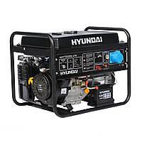 Однофазный бензиновый генератор HYUNDAI HHY 7000FE ATS ( 5,5 кВт)