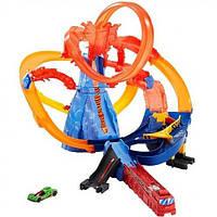 Автомобильный трек Mattel Hot Wheels Вулкан (FTD61)