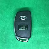 Корпус выкидного ключа HYUNDAI (Хундай) i10, i20, i30, ix35, i40, ix35 - 3 кнопки, фото 2
