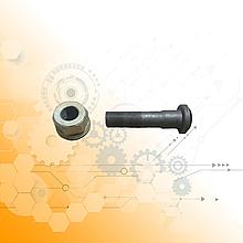 Болт колеса передний КрАЗ (евро-шпилька) 6510-3104008
