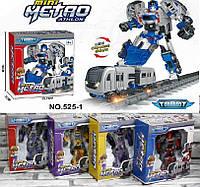 Трансформер Тобот Метрон  4 цвета Tobot Metron, фото 1