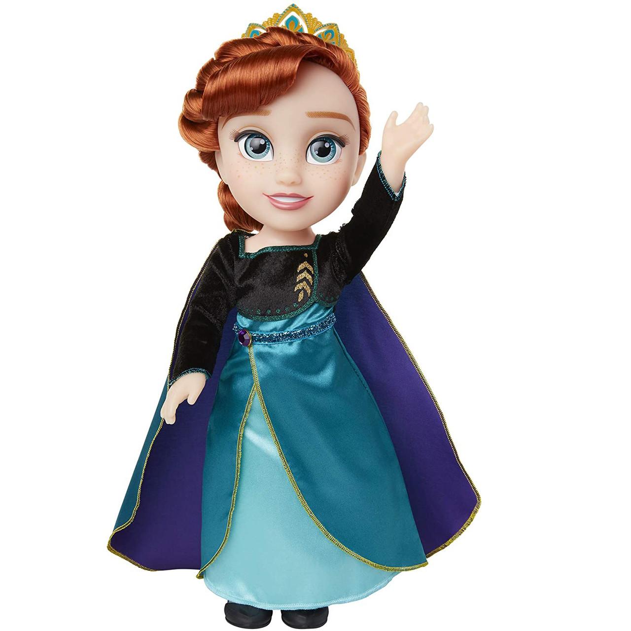 Маленька лялька Ельза з Олафом і гребінцем Disney Frozen Petite Elsa Doll with Olaf