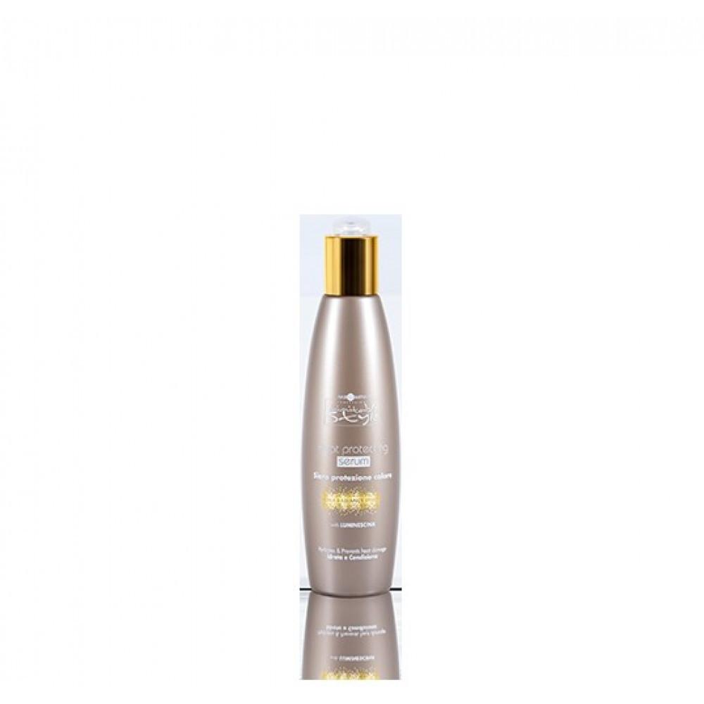 Термозащитное Молочко HAIR COMPANY Professional Inimitable Style Heat Protecting Serum, 250 Мл