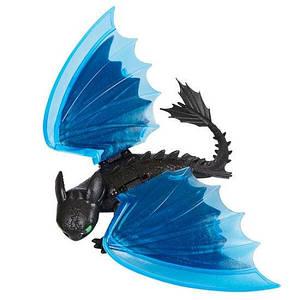Как приручить дракона: Беззубик с механической функцией Spin Master
