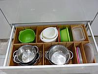 """Кухонный органайзер """"Универсал"""" (для кастрюль, кришок, столовых приборов) 540х400/450"""