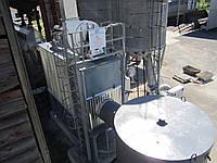 Биотеплогенераторы ОТД на отходах зерноочистки