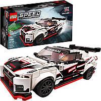 Конструктор Лего 76896 машина Ниссан LEGO Speed Champions Nissan GT-R NISMO