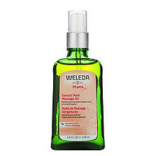 """Массажное масло для профилактики растяжек Weleda """"Stretch Mark Massage Oil"""" для будущих мам (100 мл)"""