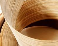 ШПОН строганный обрезной украинского производства и экзотических пород  древесины