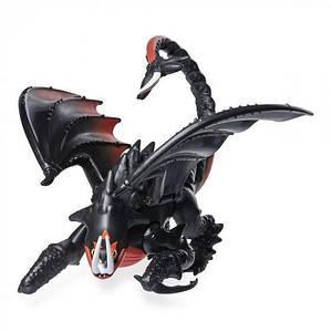 Как приручить дракона 3: коллекционная фигурка дракона Мертвая хватка с механической функцией  Spin Master