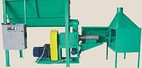 Установка шнековая для брикетирования УБТ-300