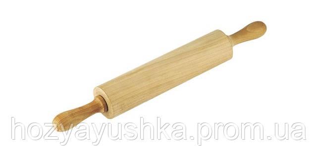 Качалка DELICIA, деревянная, 25 см ¤ 6 cm