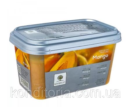 Пюре замороженное манго Ravifruit 1000г