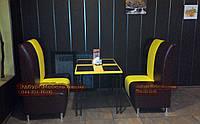 Диваны для кафе  Formula высокие спинки, фото 1