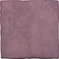 Плитка Атем Рут настенная облицовочная Atem Ruth V 100 х 100 фиолетовый