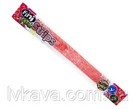 Мармеладные конфеты Fini Strawberry fizzy Strips  , 8 гр
