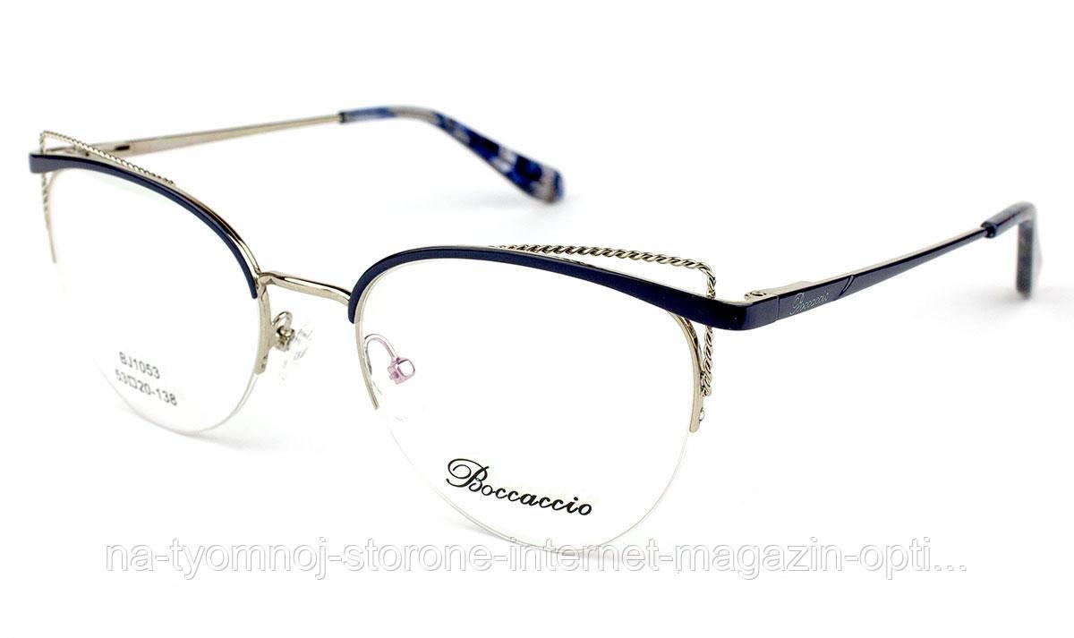 Металева оправа для окулярів Boccaccio BJ1053
