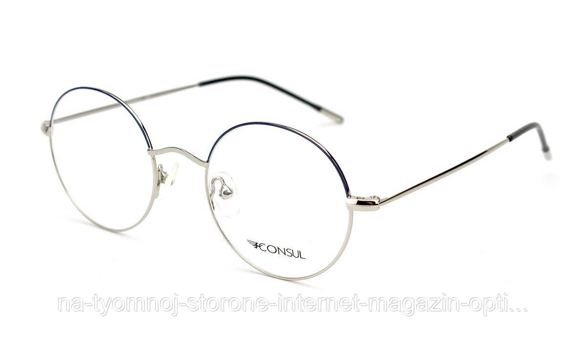 Металева оправа для окулярів Consul 9236