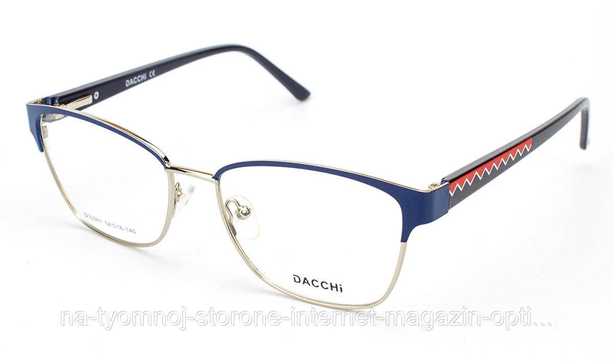 Металлическая оправа для очков Dacchi D32961