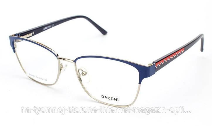 Металлическая оправа для очков Dacchi D32961, фото 2