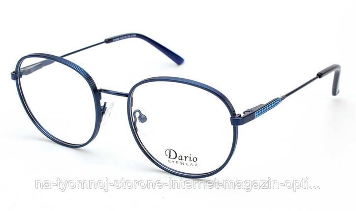 Металлическая оправа для очков Dario 310296, фото 2