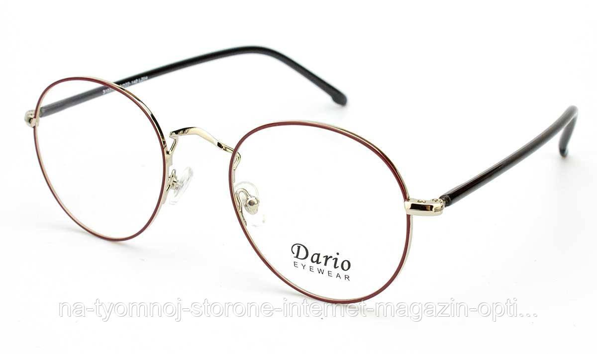 Металлическая оправа для очков Dario 310252
