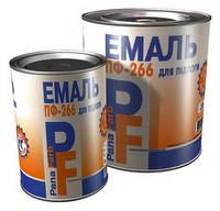 Эмаль ПФ-226 для пола желто-коричневая 0.9 кг