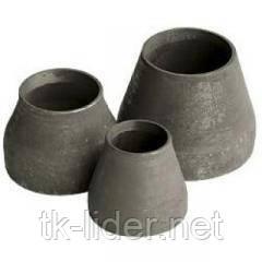 Перехід сталевий концентричний конічний 159*108 мм, фото 2