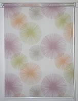 Готові рулонні штори тканина Салют Тропік