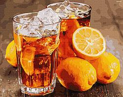 """Картина по номерах """"Охолоджуючий лимонад"""" (GX34295)"""