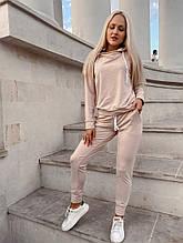Женский спортивный костюм двухнить в расцветках