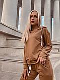 Женский спортивный костюм двухнить в расцветках, фото 5