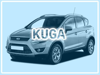Kuga 2008-2012