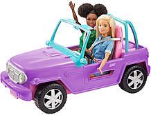 Внедорожник Джип Барби Barbie Off-Road Vehicle