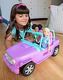 Внедорожник Джип Барби Barbie Off-Road Vehicle, фото 2