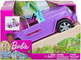 Внедорожник Джип Барби Barbie Off-Road Vehicle, фото 4