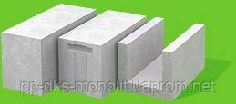 Газоблоки газоблок газобетон газобетонні блоки паз-гребінь 400х200х600 мм Тернополь