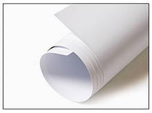 Фотофон, фон для фото предметной съемки  Белый 120×200 см ПВХ (Матовый)