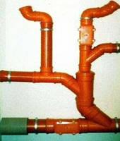 Будівництво та монтаж каналізаційних мереж