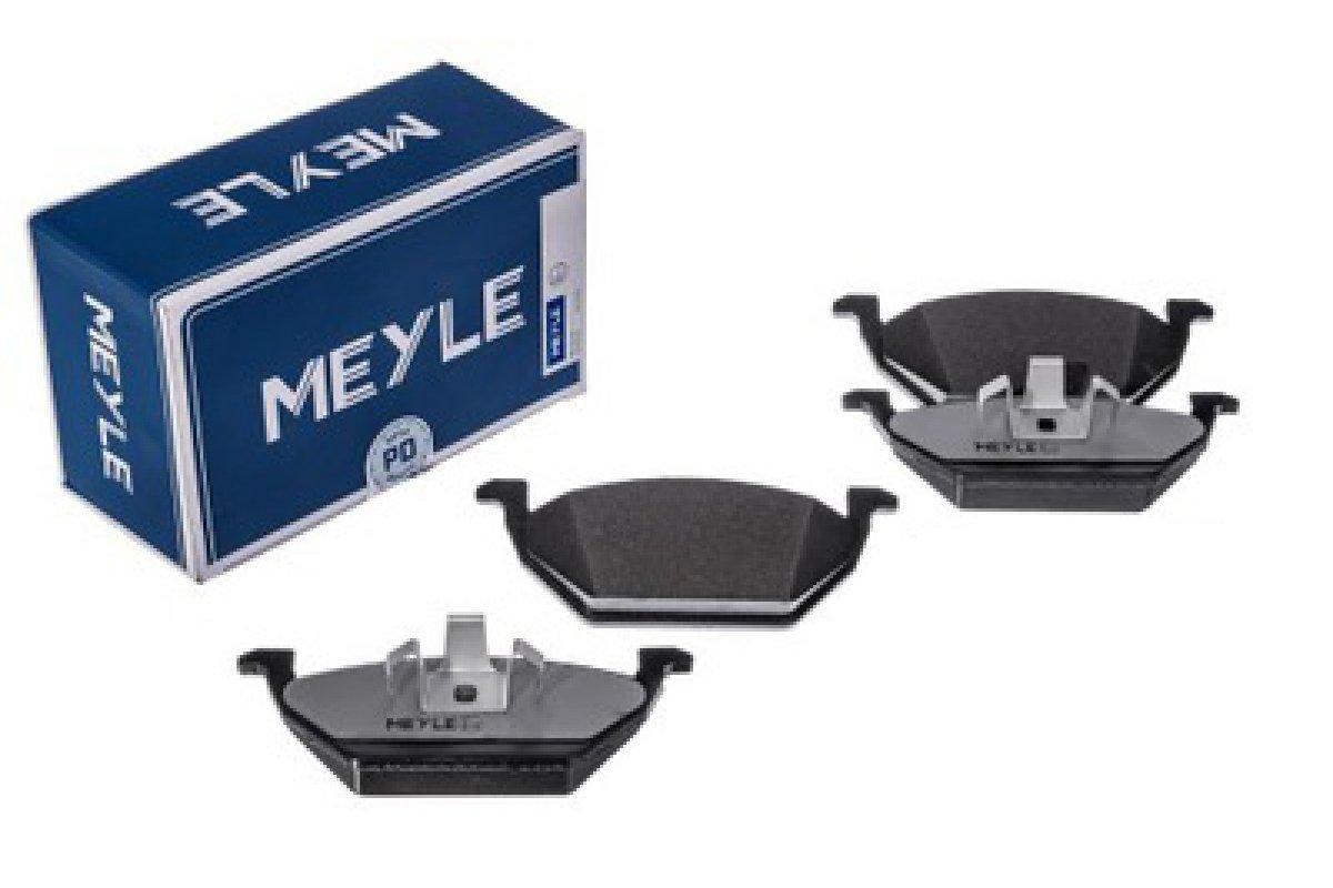 Тормозные колодки передние Platinum Mersedes Sprinter 208-316 1995-2006 MEYLE (Германия) 025 215 7620/PD