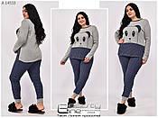 Молодёжная пижама и хлопка с 42 по 54  размер в ассортименте, фото 2