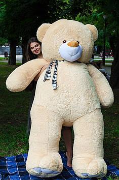 Плюшевый Мишка Вэтли 250 см Медовый
